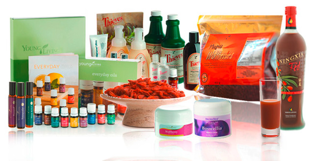 young living preisliste