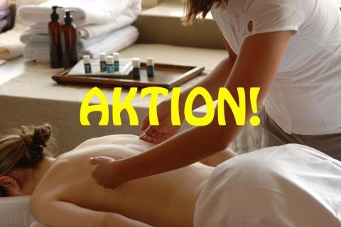 Sommer-Raindrop-Massage